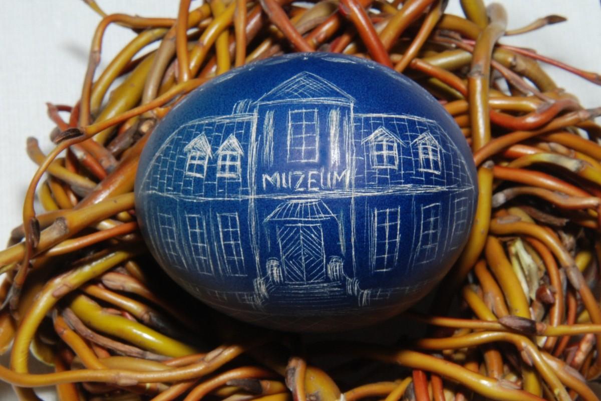 Zaproszenie na Warsztaty Wielkanocne w Muzeum Regionalnym w Łukowie