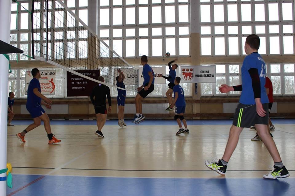 Powiatowa Amatorska Liga Piłki Siatkowej – II turniej