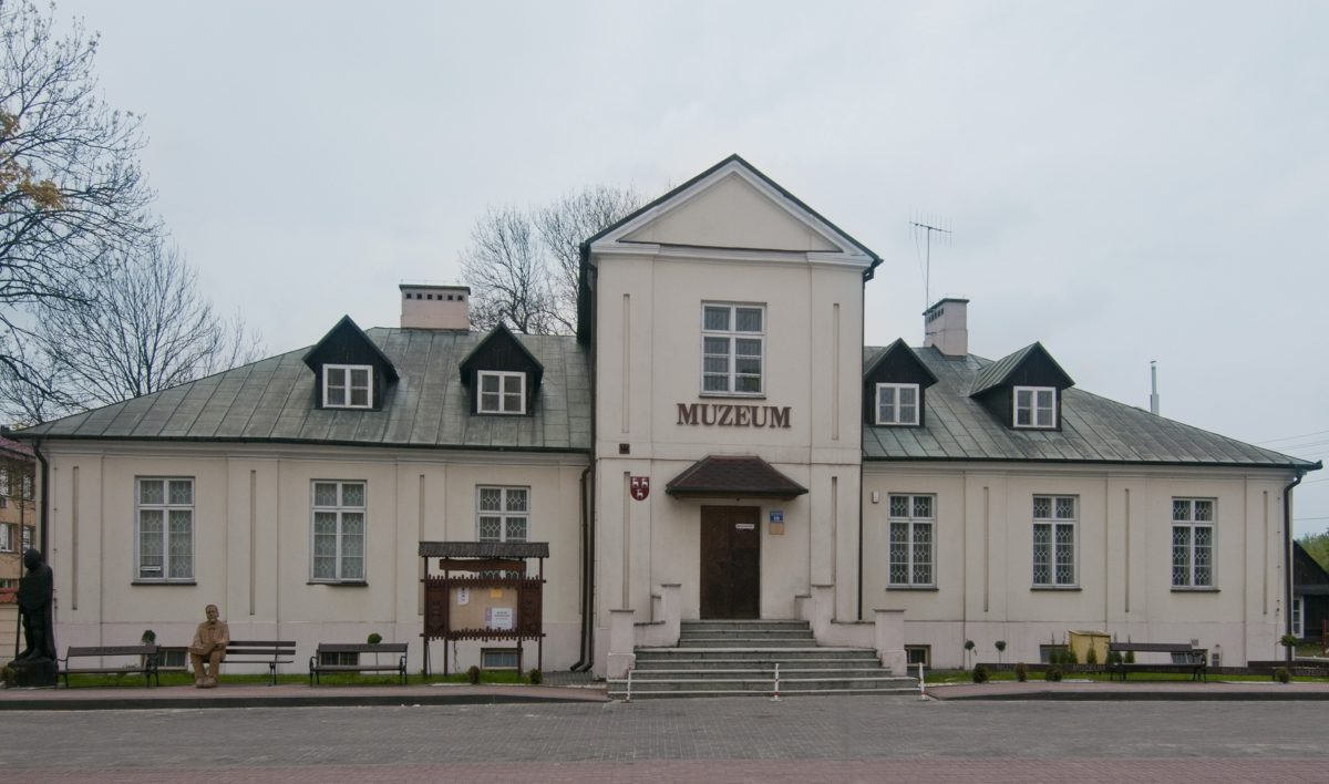 Od dnia 18.05.2020 r. Muzeum Regionalne ponownie otwarte dla zwiedzających