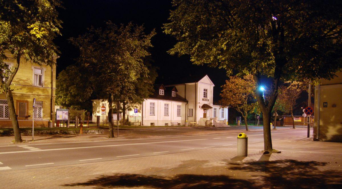 Wirtualna Noc Muzeów w Muzeum Regionalnym w Łukowie