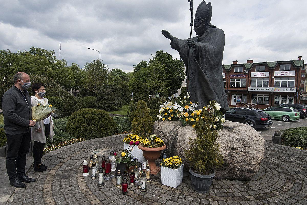 Muzeum Regionalne w Łukowie pamięta o św. Janie Pawle II